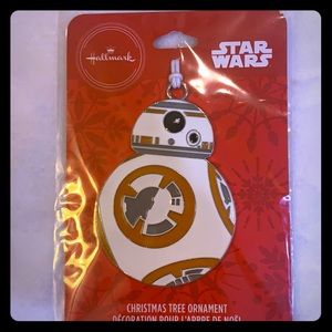 Hallmark Disney Star Wars BB-8 Holiday Ornament